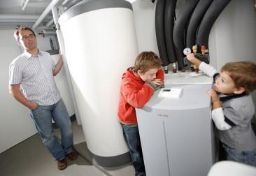 Power-to-Heat  – Wärmepumpen als Energiespeicher