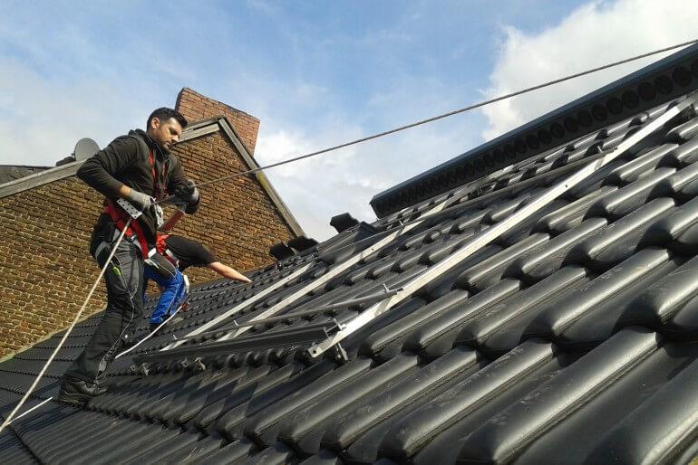 Solarthermie: Energiesparen durch Sonnenkraft